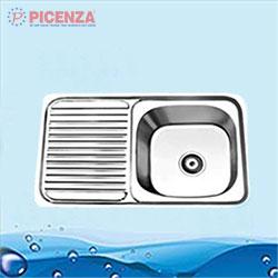 Chậu rửa inox Picenza TB4