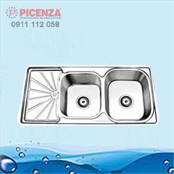 Chậu rửa inox Picenza TB11