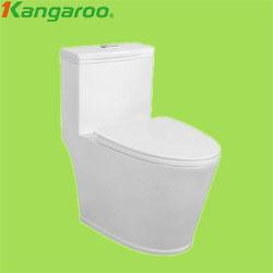 Bồn cầu 1 khối Kangaroo KG 6101