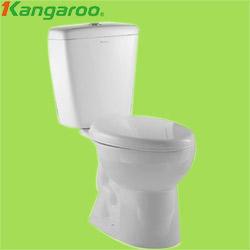 Bồn cầu 2 khối Kangaroo KG 6201