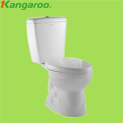 Bồn cầu 2 khối Kangaroo KG 6200