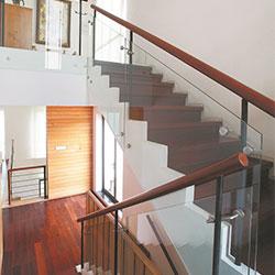 Cầu thang kính 64003