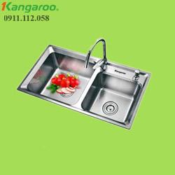 Chậu rửa inoxKangaroo KG8345