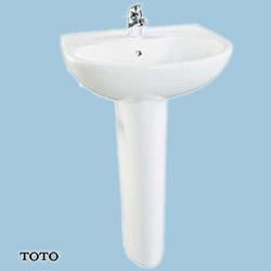 Chậu rửa chân dài TOTO LPT239C