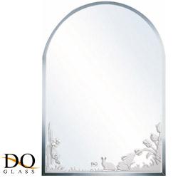 Gương hoa văn DQ4236