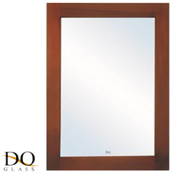Gương khung gỗ Đình Quốc DQ9110