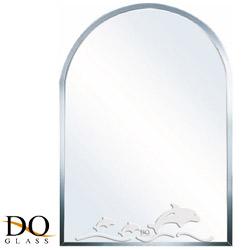 Gương hoa văn DQ4570