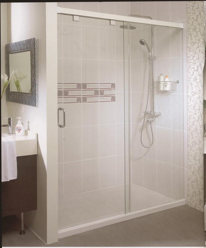 Phòng tắm kính cửa lùa DQ 8173-3