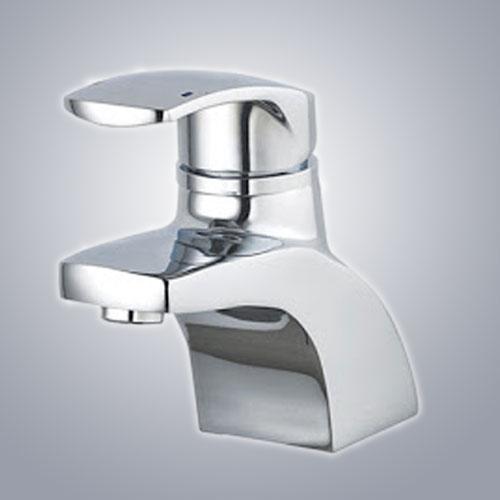 Vòi chậu lavabo nóng lạnh Hàn Quốc - DL555 DAIN
