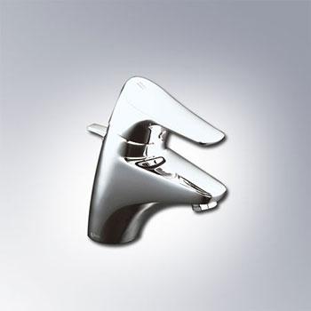 Vòi chậu lavabo nóng lạnh inax LFV-5102S