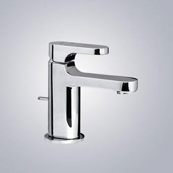 Vòi chậu lavabo nóng lạnh inax LFV-6002S