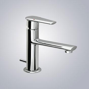 Vòi chậu lavabo nóng lạnh Inax LFV-7102S