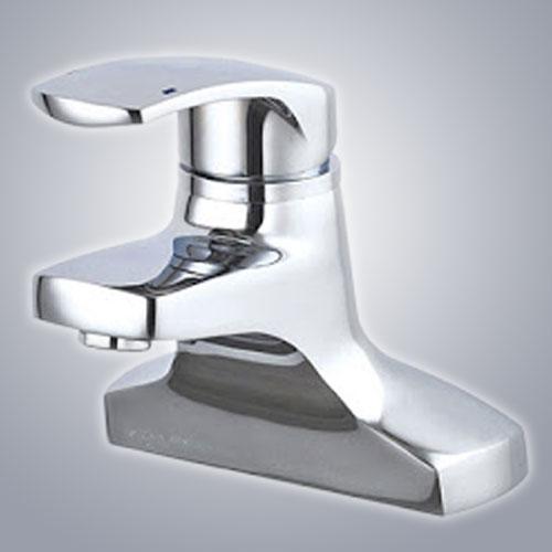 Vòi chậu lavabo nóng lạnh Hàn Quốc - DL551 DAIN
