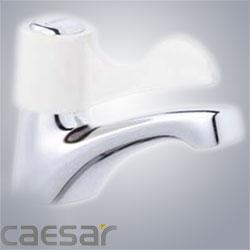 Vòi rửa lavabo nước lạnh Caesar B027C