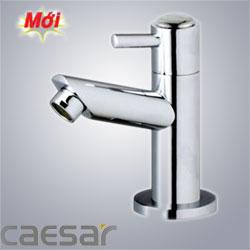 Vòi rửa lavabo nước lạnh Caesar B040C