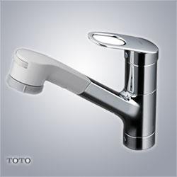 Vòi rửa bát nóng lạnh TOTO TKGG32EB1