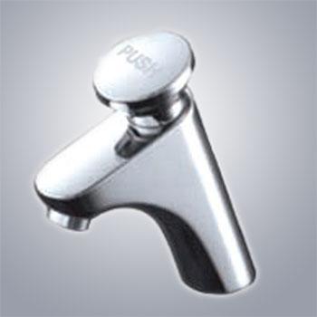Vòi lavabo ngắt nước tự động Inax LFV-P02B